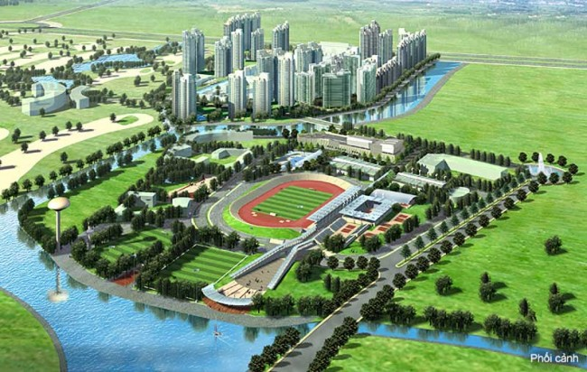 tim hieu du an saigon sports city